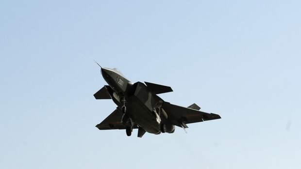 Китайские ученые случайно испортили двигатели истребителя J-20