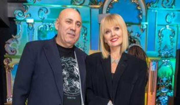 Пригожин и Валерия поддержали грязную матерщину на шоу Галкина
