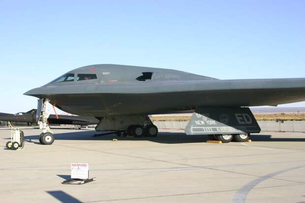 США проведут обратную разработку бомбардировщика B-2