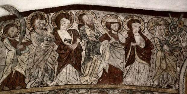 Круглая церковь Эстерларс