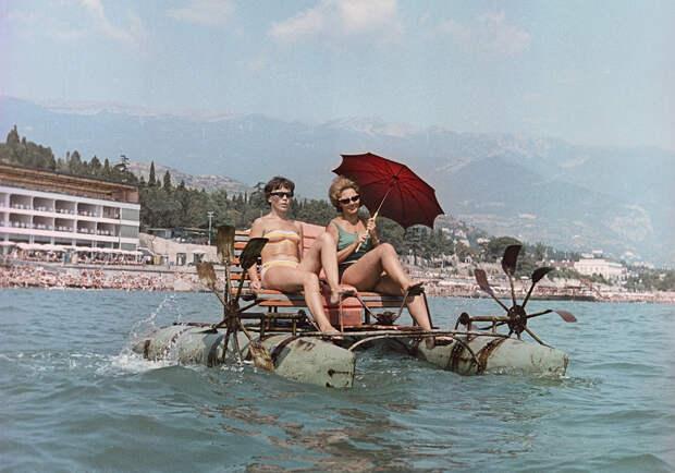 11 главных курортов Советского Союза