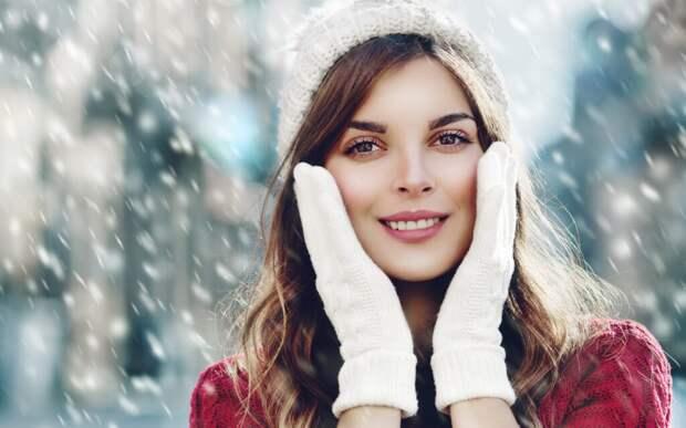 Защищаем кожу от мороза. 7 полезных советов