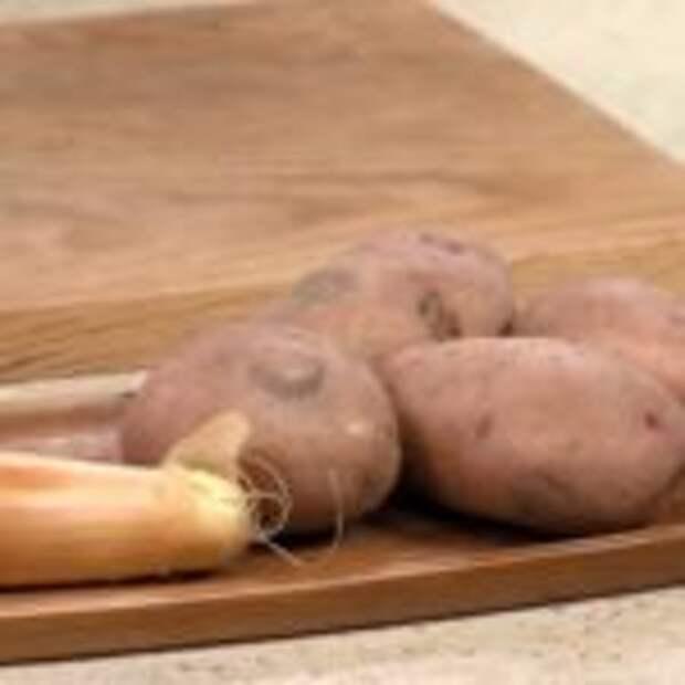 Рецепт вкусной жареной картошки от Ларисы Рубальской