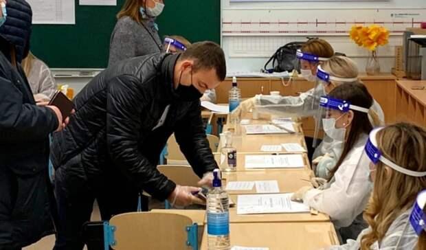 Почти 24% избирателей проголосовали на выборах депутатов Госдумы в Удмуртии