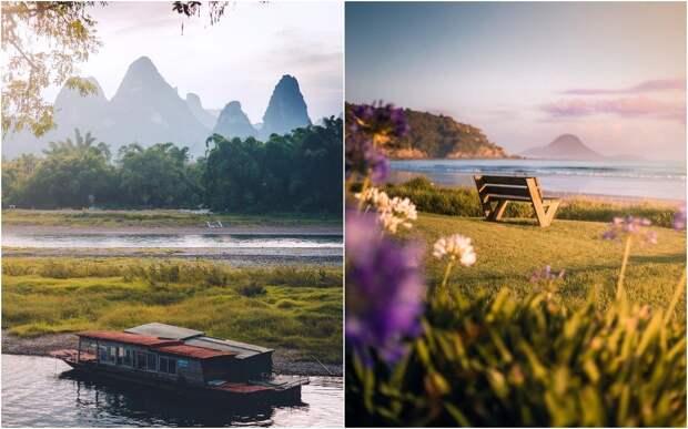 Замечательные фотографии из путешествий Филиппа Гоу