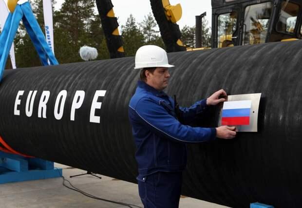США выражает беспокойство: почему Россия не торопится со своей помощью Европе и не заполняет ее газохранилища