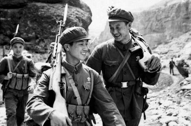 Как китайцы готовились воевать с СССР в 1970-х годах