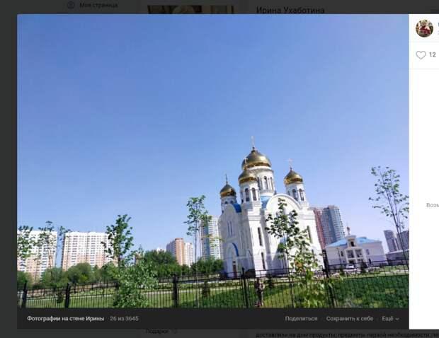 По просьбе жителей проход через территорию храма на Покровской будет открыт круглосуточно