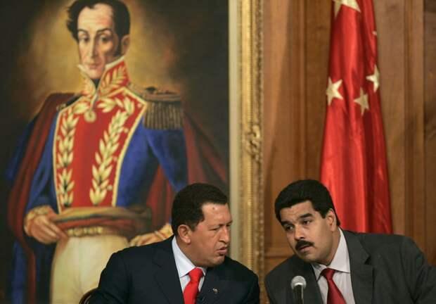 Венесуэла выйдет США боком...?
