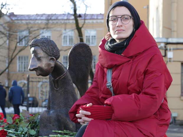 Вдова автора петербургских ангелов покончила с собой, не дожив до годовщины смерти мужа