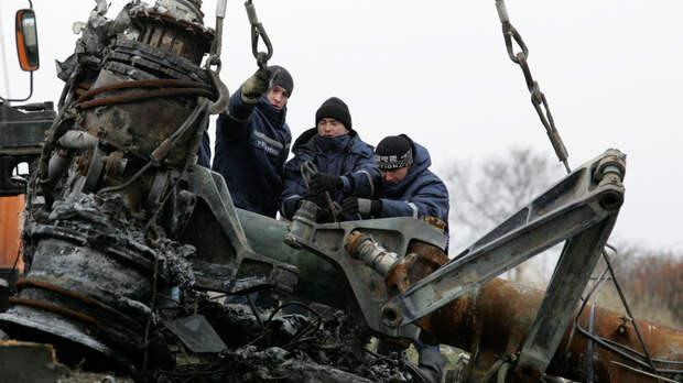 Фейки о крушении MH17 сочиняла британская разведка, но виноваты всё равно русские