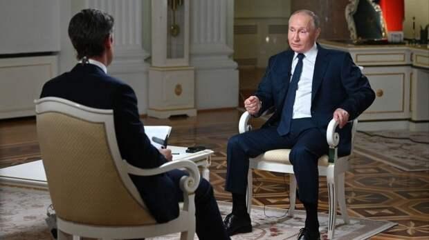 Путин выразил сомнение вактуальности НАТО