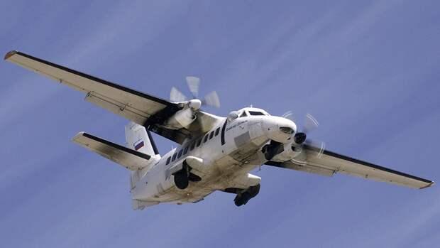 Совершивший жесткую посадку в Кузбассе Л-410 проходил техобслуживание в апреле
