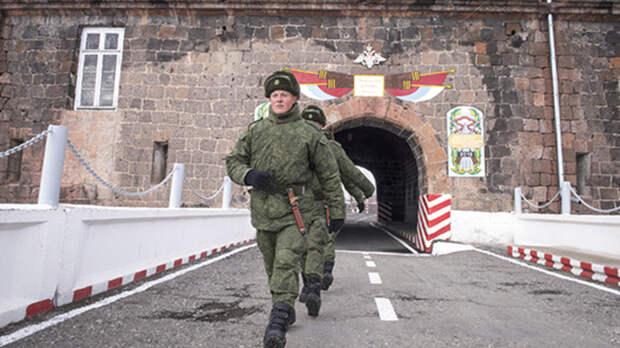 Москва напомнила о границах дружбы с Арменией