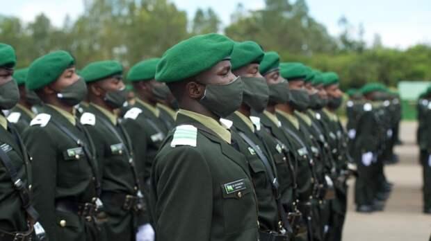 Руандийские миротворцы ООН обезопасили подступы к столице ЦАР
