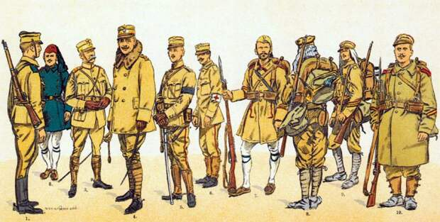 5 самых идиотских поводов для войны в истории