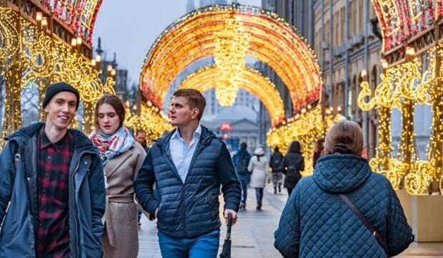 Сделано заявление о работе ресторанов в новогоднюю ночь в Москве