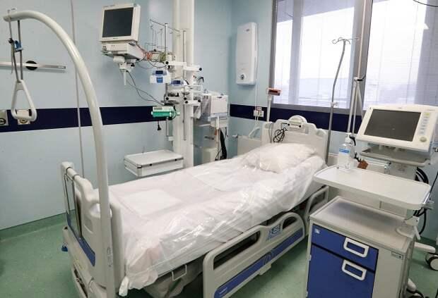 На Кубани еще три человека скончались от COVID-19