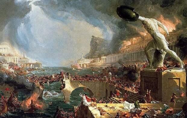 «Бронзовый коллапс», или почему в XII веке до н.э. человеческая цивилизация была отброшена на столетия назад