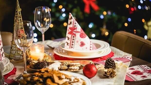 Специалисты дали советы петербуржцам о правильном приготовлении блюд к Новому году