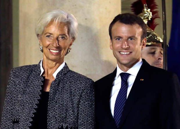 Финансовый крах ЕС: глава Европейского Центробанка – мошенница