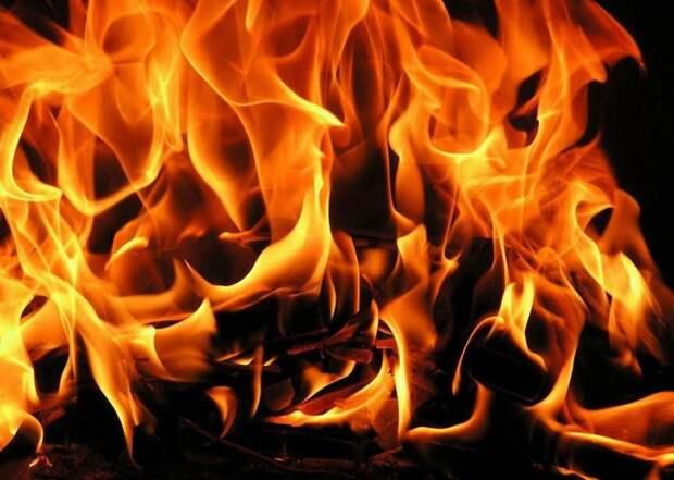 В «Севморзаводе» горели вещи - поднялась паника на весь Севастополь