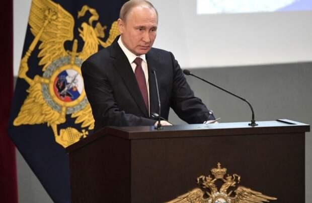 «Я сделаю всё»: Путин намекнул на преемника из оппозиции