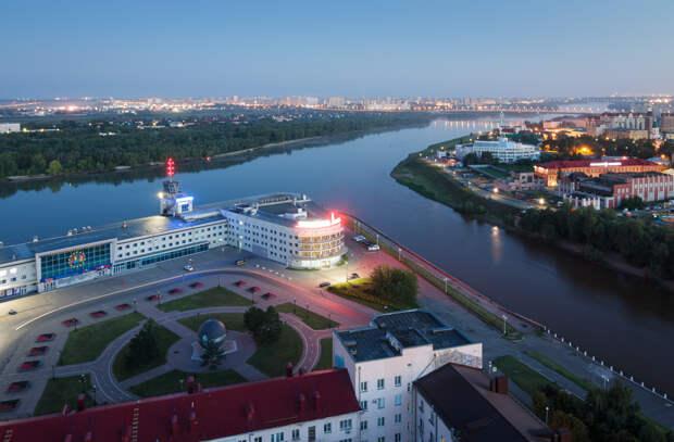 Путешествия с Ростехом: Омск