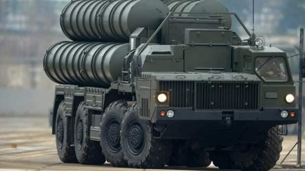 Турция перебросила купленные у России С-400 к Черному морю