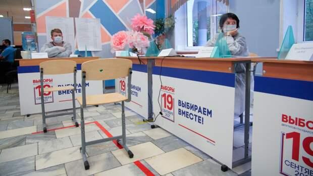 Глава Новосибирской области Андрей Травников оценил удобство трехдневного голосования