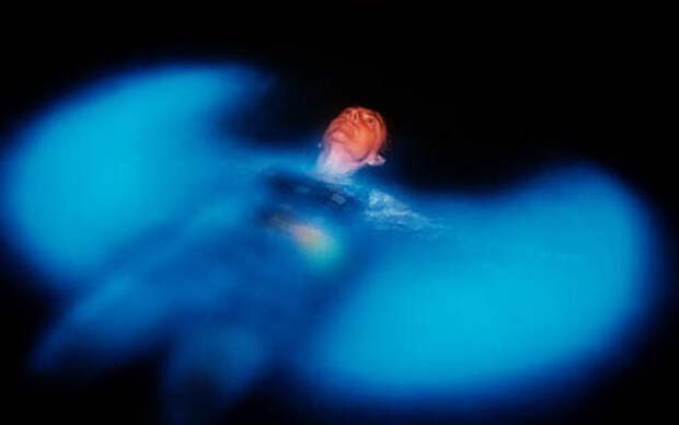 биолюминесценция в океане