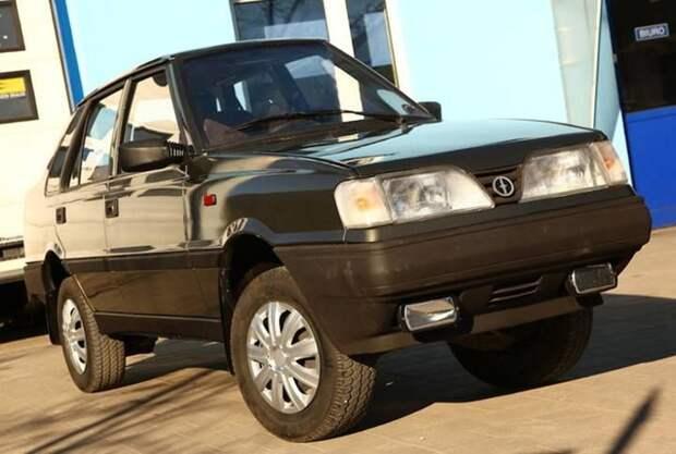 Самый узкий автомобиль из Польши авто, автоприкол, кастомайзинг, миниавтомобиль, прикол, тюнинг