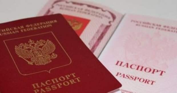 В Госдуме РФ планируют до конца 2021 года выдать гражданство РФ полумиллиону жителей Донбасса