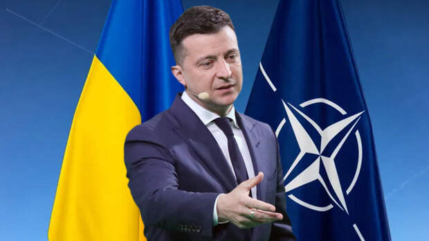 Зеленский попросит Байдена на встрече о принятии Украины в НАТО