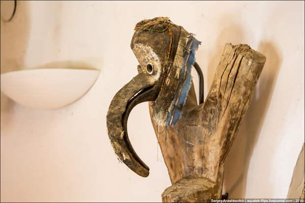 Черепа, муравьи и девочка из жвачки. Музей Иланы Гур в Тель-Авиве