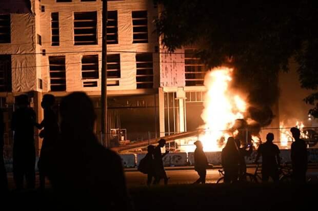 Миннеаполисский ад: почему у афроамериканцев в США нет надежды на лучшее будущее? сша, миннеаполис, расизм
