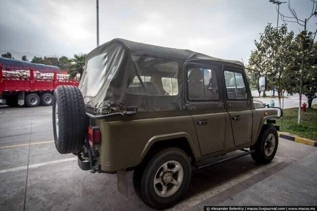 УАЗ-460: внедорожник, который достался китайцам авто, внедорожник, китай, уаз