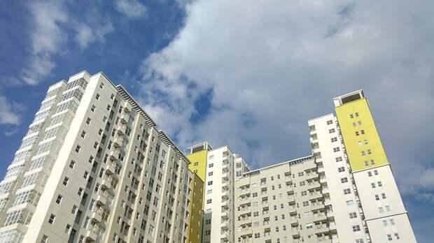 Популярность апартаментов снизилась в Санкт-Петербурге