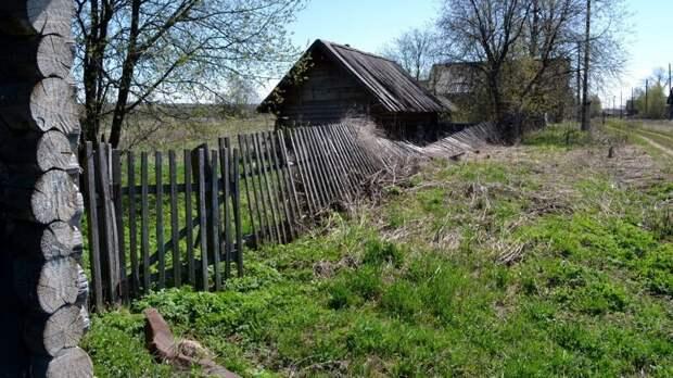 Чего-то не хватило в государстве нашем, а вот чего Кировская область, деревня, разруха, фото