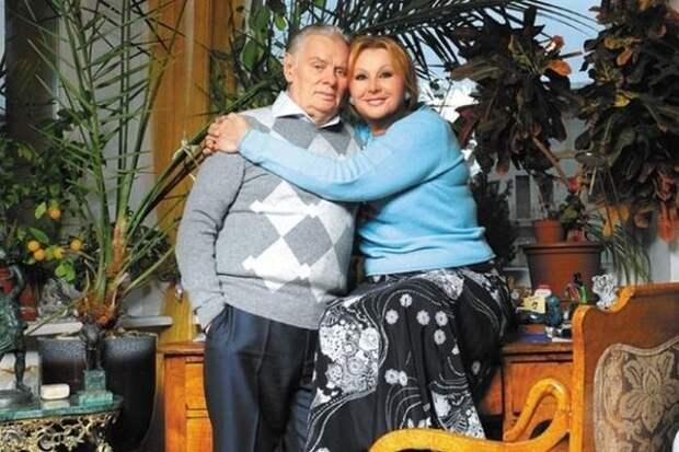 """Наталья Селезнева с мужем Владимиром Андреевым (фото: """"24smi.org"""")"""