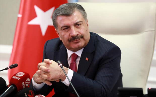 В Турции отказались от закупки российской вакцины от коронавируса