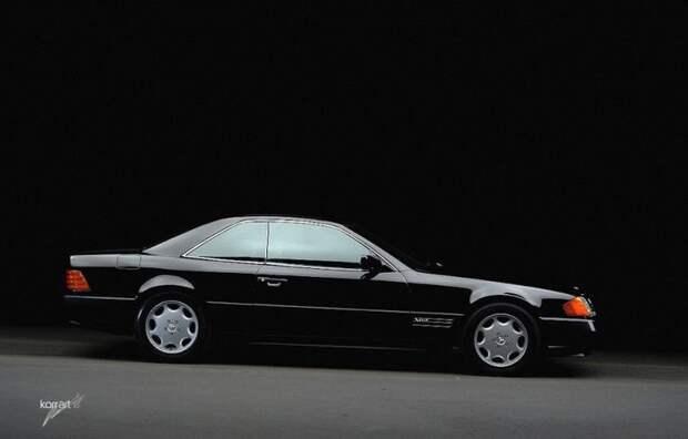 А лучше сразу 600SLC! авто, автодизайн, автомобили, дизайн, фотомонтаж, фотошоп, юмор, янгтаймер