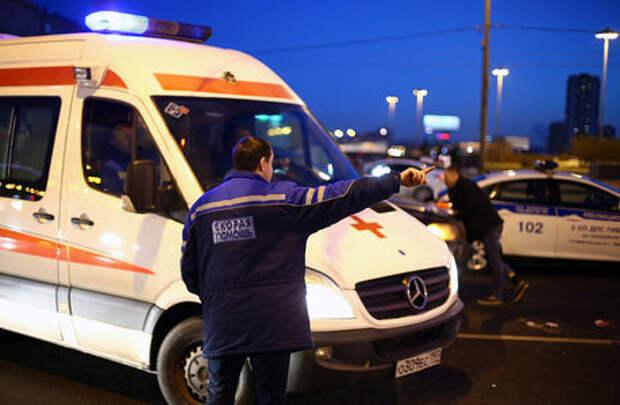 Страшное ДТП в Москве: спасатели обнаружили труп пассажира в багажнике