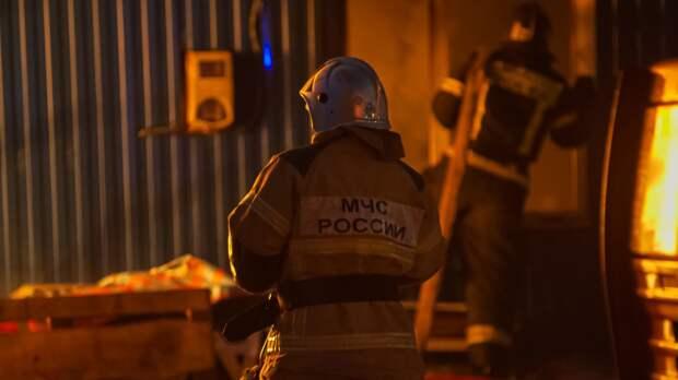 Жертвами пожара в Вологде стали три дачника