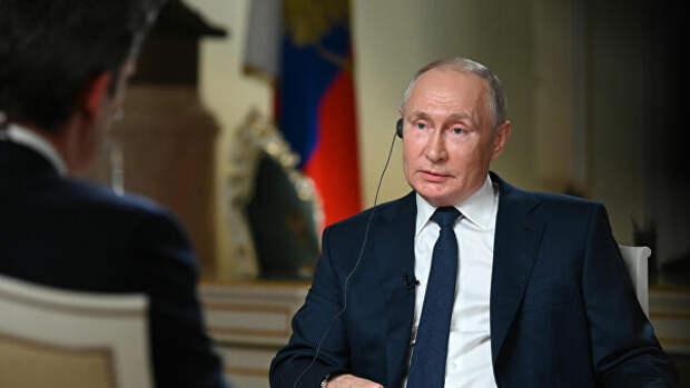 Путин заявил, что не понимает беспокойства НАТО из-за учений России