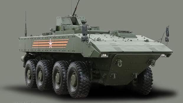 Превратит Stryker в решето: у российского «Бумеранга» нет конкурентов