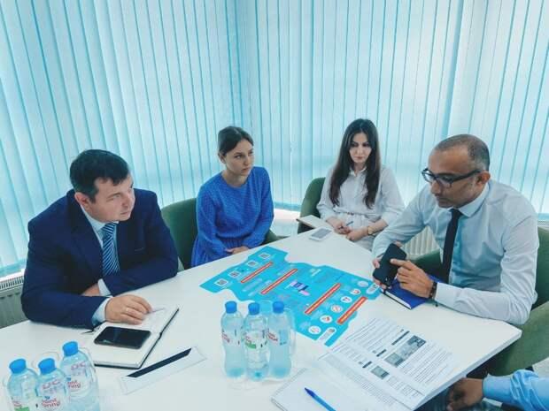 ЦУР Адыгеи и Министерство образования и науки республики обсудили итоги совместной работы