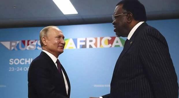 «Русская Африка»: Россия активно сотрудничает с Мозамбиком