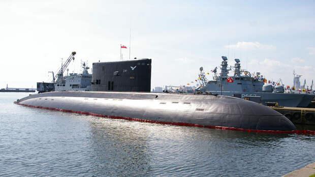СМИ: Польша не может починить свою единственную подводную лодку