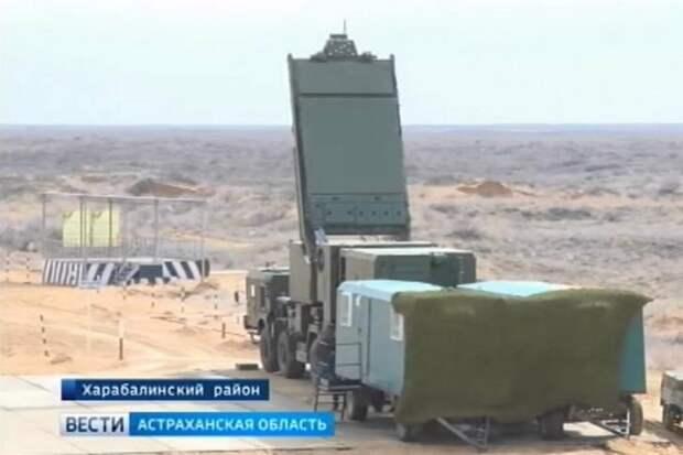 Новейшая РЛС «Енисей» для комплексов С-500 принята навооружение российской армии
